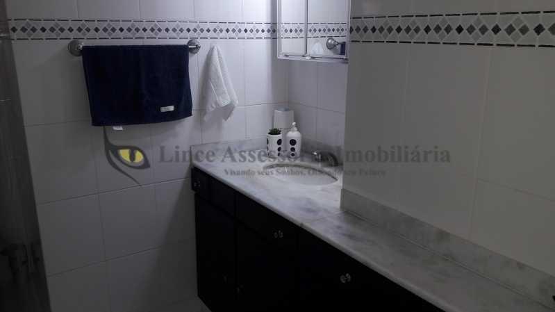 banheiro social  - Apartamento Rio Comprido,Norte,Rio de Janeiro,RJ À Venda,3 Quartos,128m² - PAAP30825 - 15