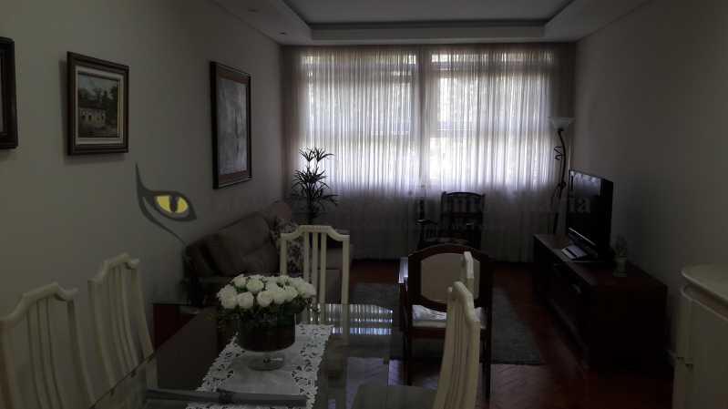 sala  - Apartamento Rio Comprido,Norte,Rio de Janeiro,RJ À Venda,3 Quartos,128m² - PAAP30825 - 5