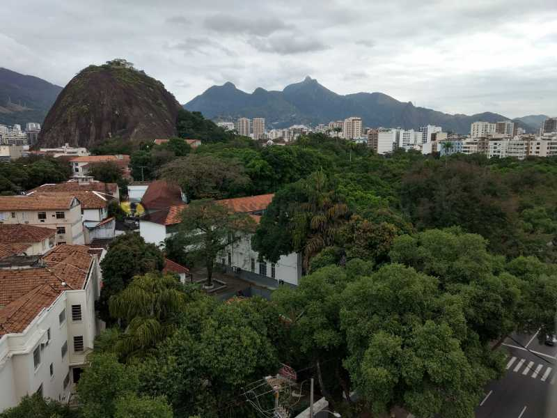 1 vista - Apartamento 3 quartos à venda Tijuca, Norte,Rio de Janeiro - R$ 480.000 - PAAP30833 - 3