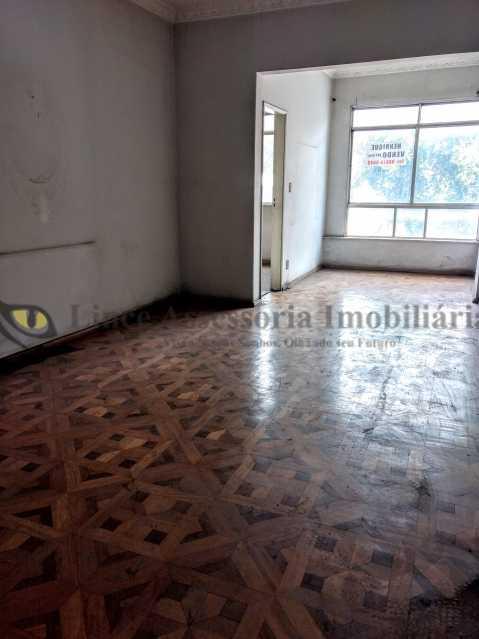 2.1 sala - Apartamento 3 quartos à venda Tijuca, Norte,Rio de Janeiro - R$ 480.000 - PAAP30833 - 5