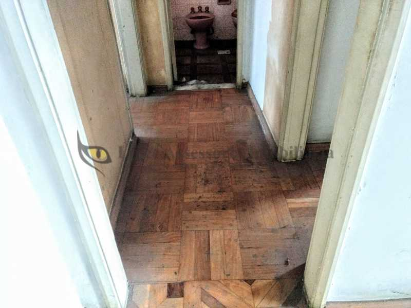 3 corredor - Apartamento 3 quartos à venda Tijuca, Norte,Rio de Janeiro - R$ 480.000 - PAAP30833 - 6