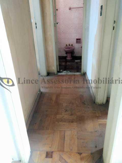 3.1 corredor - Apartamento 3 quartos à venda Tijuca, Norte,Rio de Janeiro - R$ 480.000 - PAAP30833 - 7