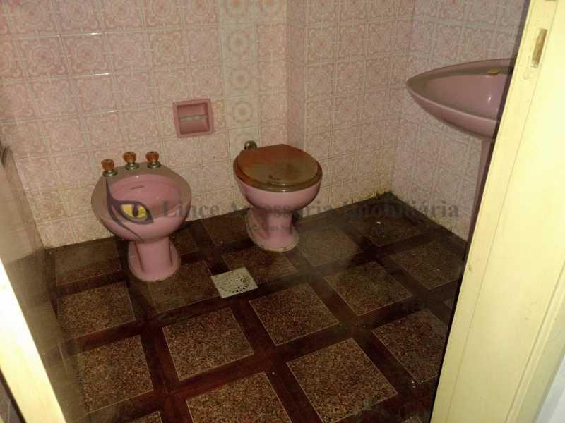 7 banheiro social - Apartamento 3 quartos à venda Tijuca, Norte,Rio de Janeiro - R$ 480.000 - PAAP30833 - 16