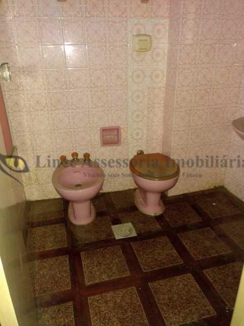 7.1 banh. social - Apartamento 3 quartos à venda Tijuca, Norte,Rio de Janeiro - R$ 480.000 - PAAP30833 - 17