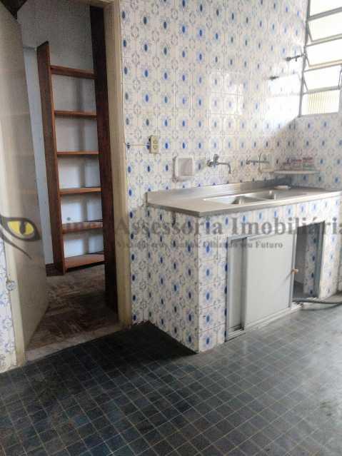 8.1 cozinha - Apartamento 3 quartos à venda Tijuca, Norte,Rio de Janeiro - R$ 480.000 - PAAP30833 - 19