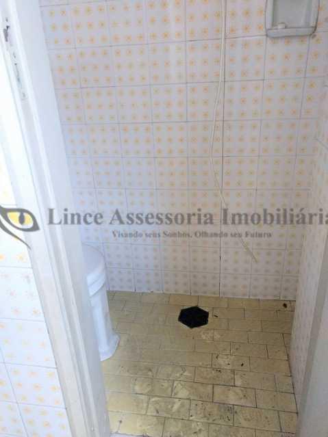 11 banh. serviço - Apartamento 3 quartos à venda Tijuca, Norte,Rio de Janeiro - R$ 480.000 - PAAP30833 - 23