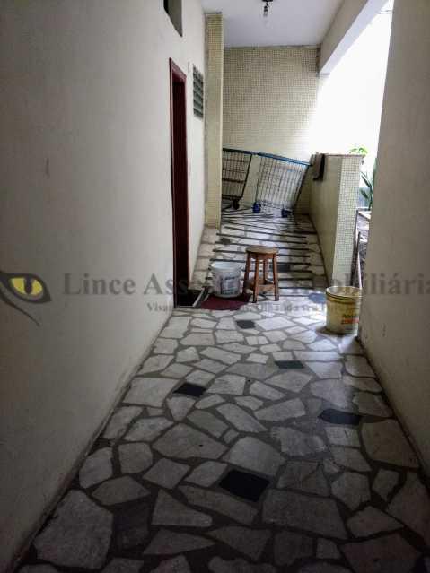12 entrada cadeirante prédio - Apartamento 3 quartos à venda Tijuca, Norte,Rio de Janeiro - R$ 480.000 - PAAP30833 - 24