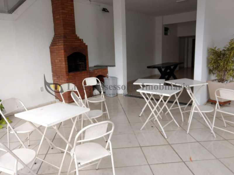 14 churrasqueira e salão de f - Apartamento 3 quartos à venda Tijuca, Norte,Rio de Janeiro - R$ 480.000 - PAAP30833 - 26