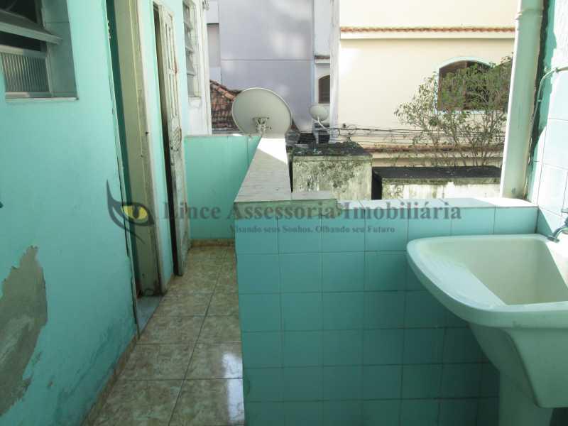 ÁREASERVIÇO1.0 - Casa de Vila Tijuca,Norte,Rio de Janeiro,RJ À Venda,2 Quartos,50m² - TACV20029 - 15