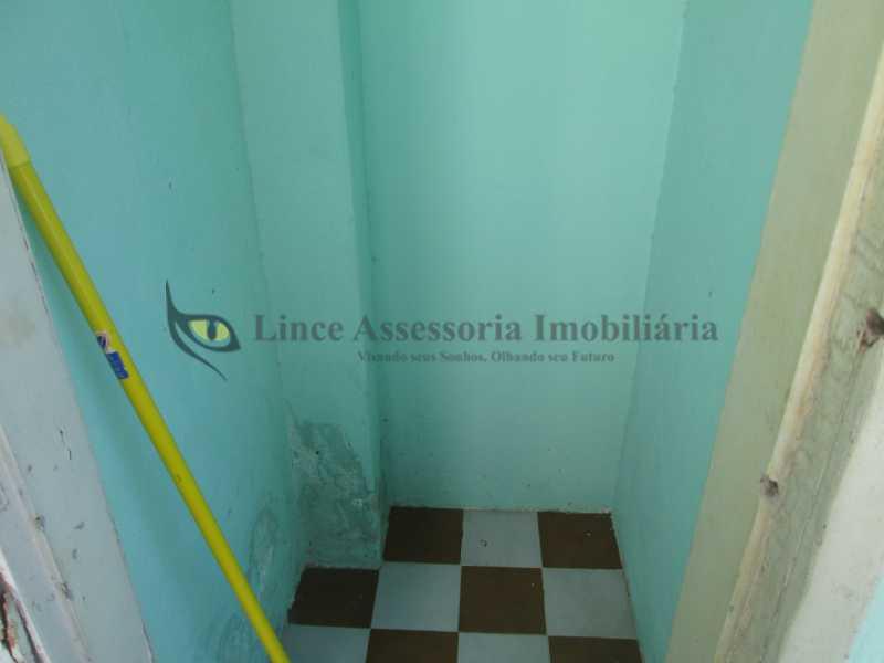 BANHEIROEMPREGADA - Casa de Vila Tijuca,Norte,Rio de Janeiro,RJ À Venda,2 Quartos,50m² - TACV20029 - 16