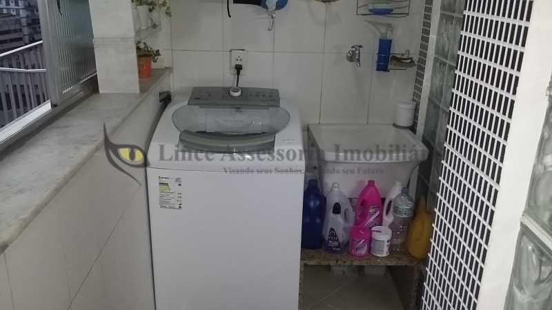 área de serviço - Cobertura 3 quartos à venda Vila Isabel, Norte,Rio de Janeiro - R$ 1.090.000 - TACO30095 - 13