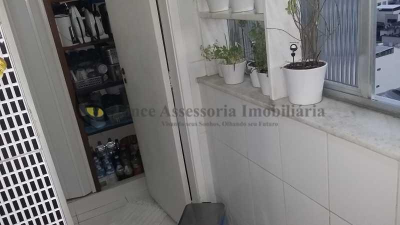 área de serviço - Cobertura 3 quartos à venda Vila Isabel, Norte,Rio de Janeiro - R$ 1.090.000 - TACO30095 - 14
