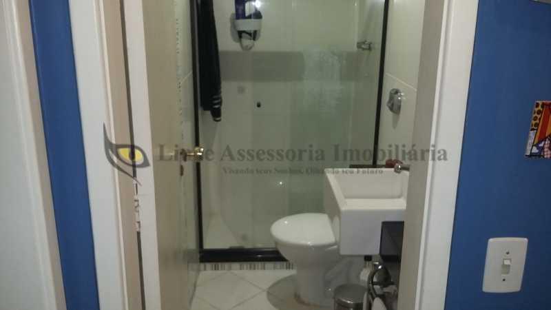banheiro suíte 1º piso - Cobertura 3 quartos à venda Vila Isabel, Norte,Rio de Janeiro - R$ 1.090.000 - TACO30095 - 10