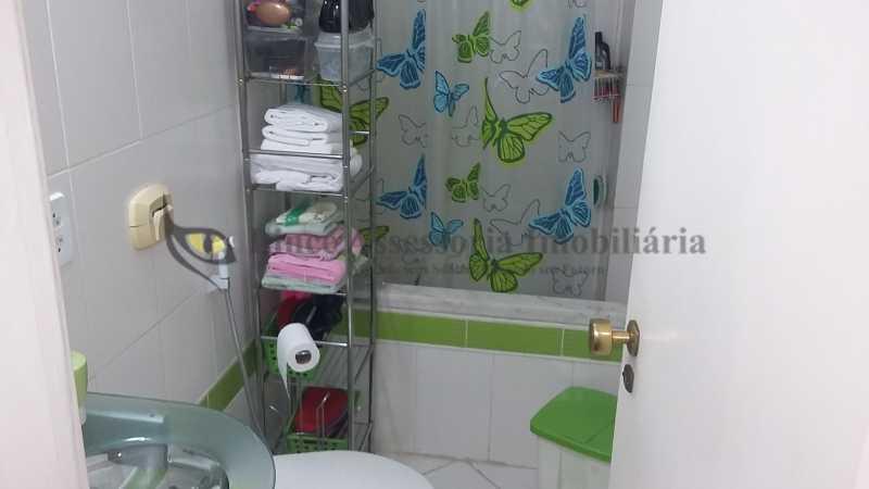 banheiro social 1º piso - Cobertura 3 quartos à venda Vila Isabel, Norte,Rio de Janeiro - R$ 1.090.000 - TACO30095 - 11
