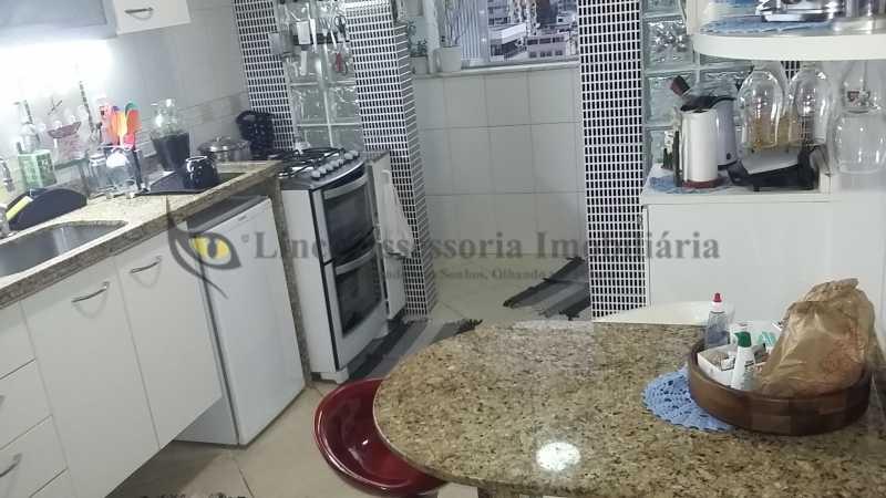 cozinha - Cobertura 3 quartos à venda Vila Isabel, Norte,Rio de Janeiro - R$ 1.090.000 - TACO30095 - 12
