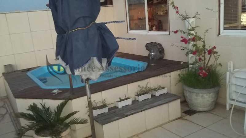 piscina terraço 2 - Cobertura 3 quartos à venda Vila Isabel, Norte,Rio de Janeiro - R$ 1.090.000 - TACO30095 - 19