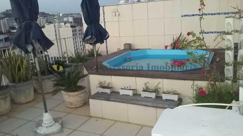 piscina terraço - Cobertura 3 quartos à venda Vila Isabel, Norte,Rio de Janeiro - R$ 1.090.000 - TACO30095 - 5