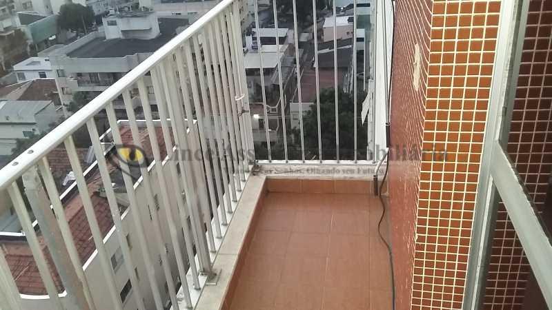 varanda - Cobertura 3 quartos à venda Vila Isabel, Norte,Rio de Janeiro - R$ 1.090.000 - TACO30095 - 4