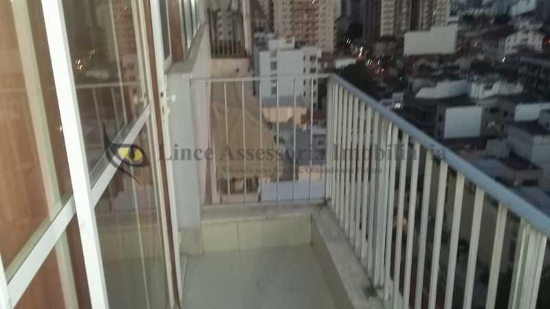 varanda - Cobertura 3 quartos à venda Vila Isabel, Norte,Rio de Janeiro - R$ 1.090.000 - TACO30095 - 3