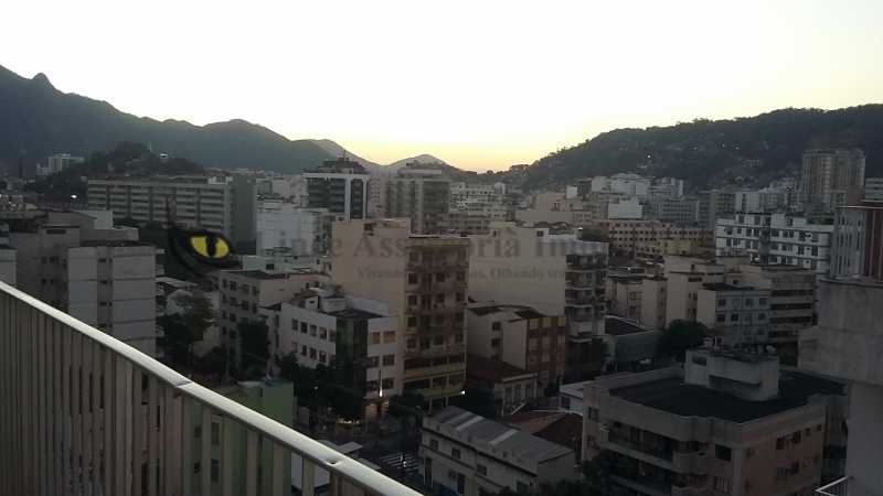 vista sala - Cobertura 3 quartos à venda Vila Isabel, Norte,Rio de Janeiro - R$ 1.090.000 - TACO30095 - 24