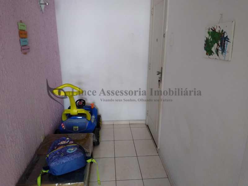hall 1 - Apartamento 3 quartos à venda Tijuca, Norte,Rio de Janeiro - R$ 499.000 - PAAP30862 - 5