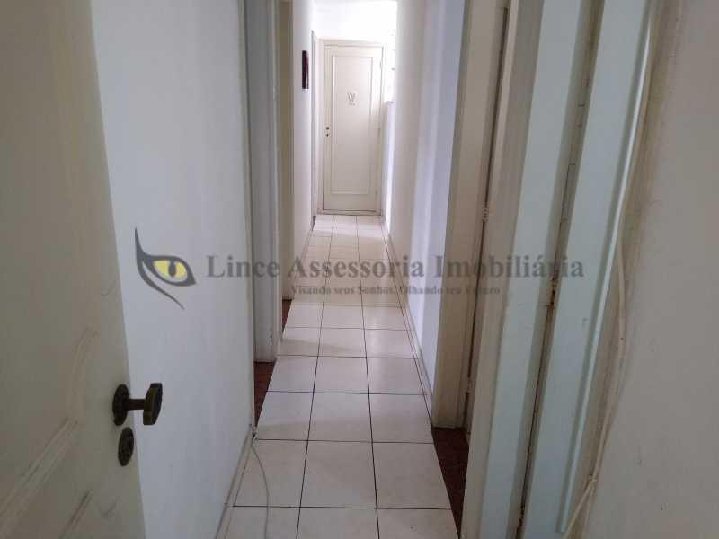 circulação 1 - Apartamento 3 quartos à venda Tijuca, Norte,Rio de Janeiro - R$ 499.000 - PAAP30862 - 6