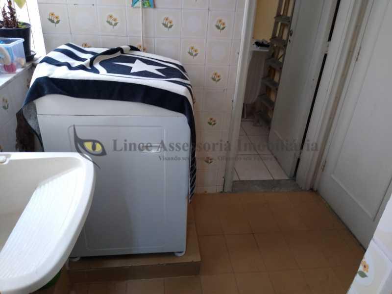área serviço 1. - Apartamento 3 quartos à venda Tijuca, Norte,Rio de Janeiro - R$ 499.000 - PAAP30862 - 25