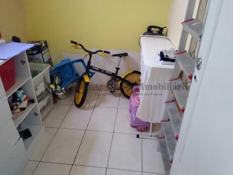 quarto empreg 1 - Apartamento 3 quartos à venda Tijuca, Norte,Rio de Janeiro - R$ 499.000 - PAAP30862 - 27