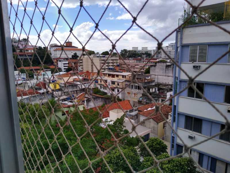 vistão livre 1 - Apartamento 3 quartos à venda Tijuca, Norte,Rio de Janeiro - R$ 499.000 - PAAP30862 - 3