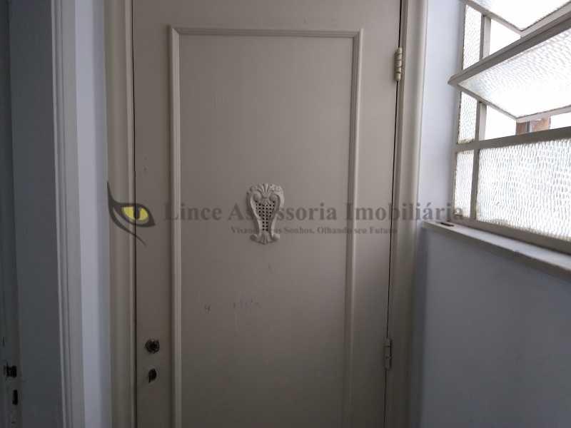 área serviço 1 - Apartamento 3 quartos à venda Tijuca, Norte,Rio de Janeiro - R$ 499.000 - PAAP30862 - 30