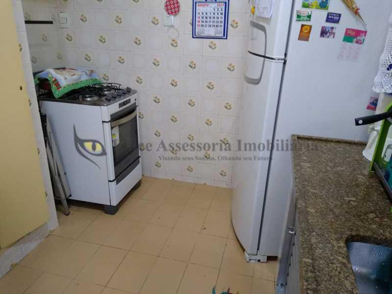 cozinha 1.2 - Apartamento 3 quartos à venda Tijuca, Norte,Rio de Janeiro - R$ 499.000 - PAAP30862 - 22