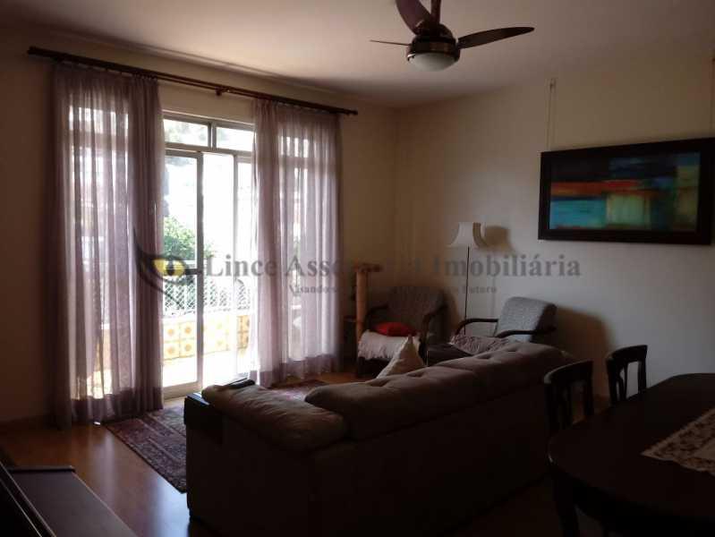 02 SALA1.1 - Apartamento 2 quartos à venda Grajaú, Norte,Rio de Janeiro - R$ 390.000 - TAAP21277 - 3