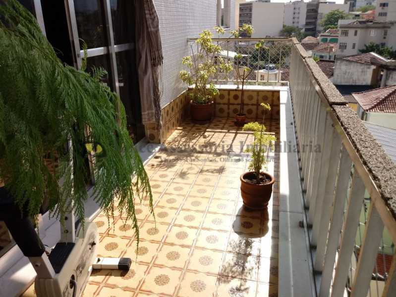 07 VARANDA1.1 - Apartamento 2 quartos à venda Grajaú, Norte,Rio de Janeiro - R$ 390.000 - TAAP21277 - 8