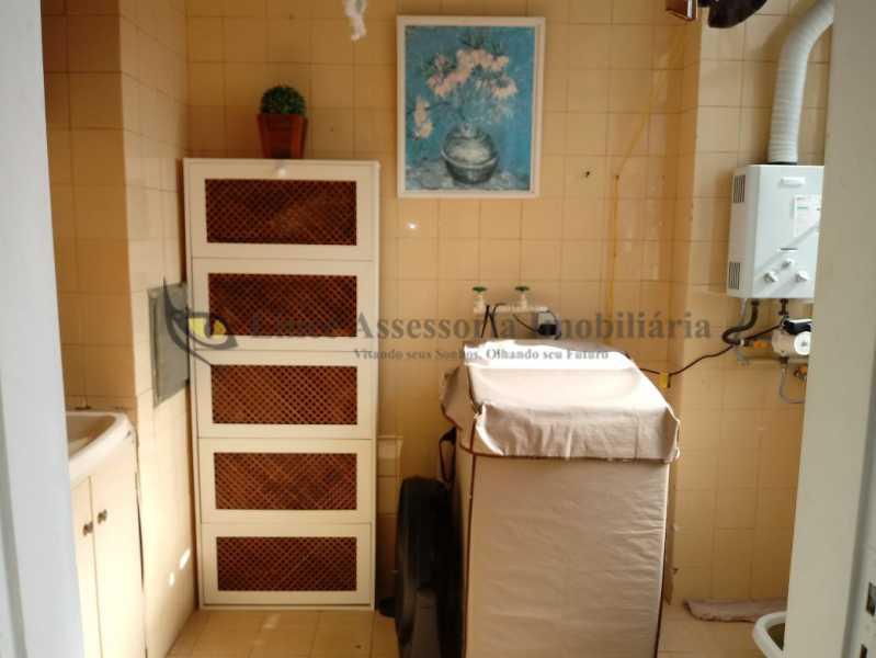 23 ÁREASERVIÇO1.0 - Apartamento 2 quartos à venda Grajaú, Norte,Rio de Janeiro - R$ 390.000 - TAAP21277 - 24