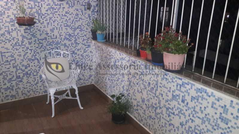 05varanda - Cobertura Grajaú, Norte,Rio de Janeiro, RJ À Venda, 3 Quartos, 85m² - TACO30099 - 6