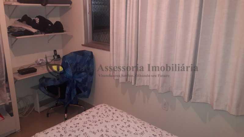 08quarto - Cobertura Grajaú, Norte,Rio de Janeiro, RJ À Venda, 3 Quartos, 85m² - TACO30099 - 9