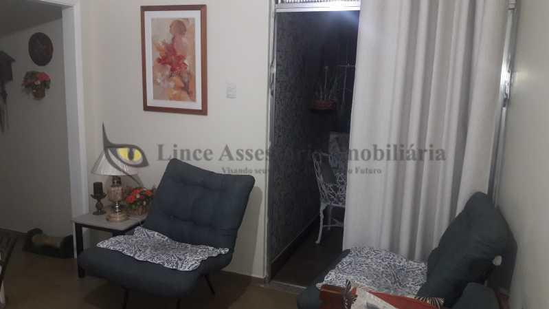 03sala - Cobertura Grajaú, Norte,Rio de Janeiro, RJ À Venda, 3 Quartos, 85m² - TACO30099 - 14