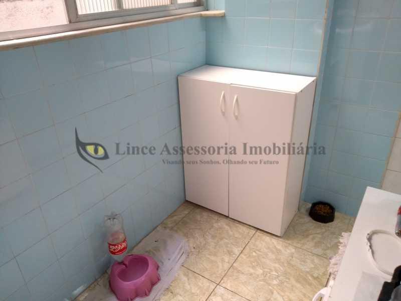 ÁREA1.2 - Apartamento 3 quartos à venda Vila Isabel, Norte,Rio de Janeiro - R$ 499.000 - PAAP30894 - 30