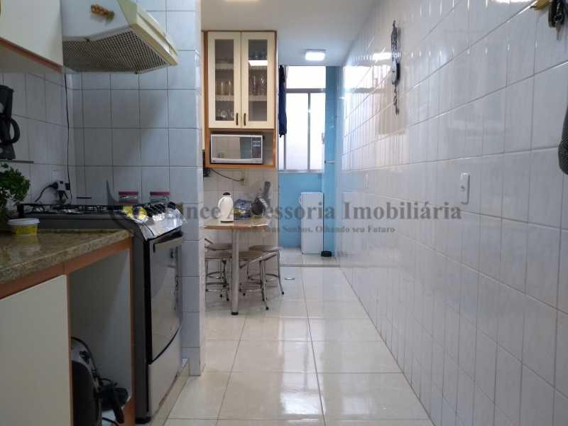 COZINHA1.2 - Apartamento 3 quartos à venda Vila Isabel, Norte,Rio de Janeiro - R$ 499.000 - PAAP30894 - 22
