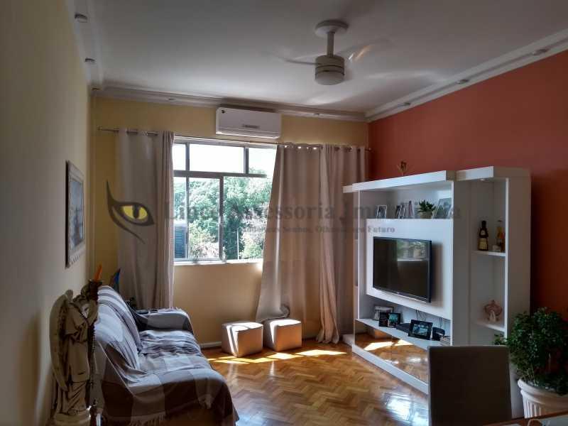 SALA1.1 - Apartamento 3 quartos à venda Vila Isabel, Norte,Rio de Janeiro - R$ 499.000 - PAAP30894 - 1