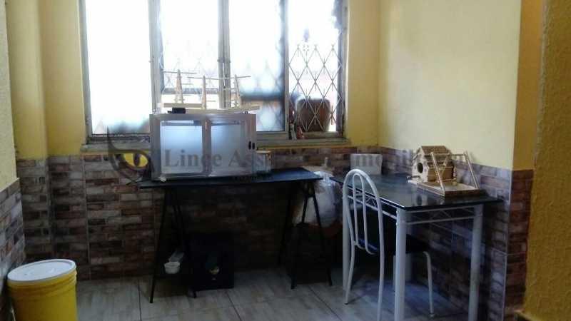 01sala - Casa 3 quartos à venda Vila Isabel, Norte,Rio de Janeiro - R$ 680.000 - TACA30069 - 1