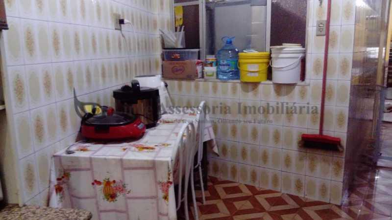 17areaserviço - Casa 3 quartos à venda Vila Isabel, Norte,Rio de Janeiro - R$ 680.000 - TACA30069 - 20