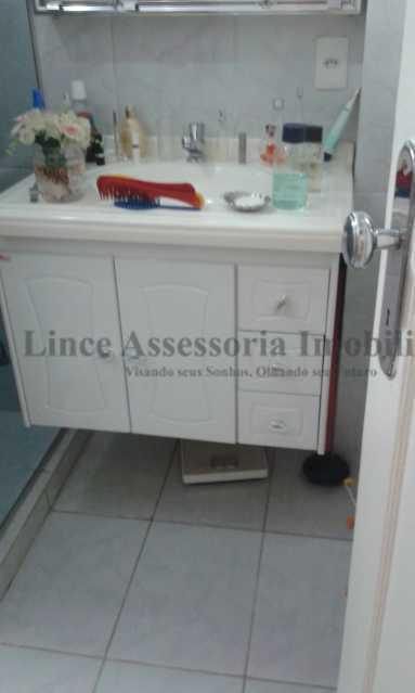9 A banheiro 3 - Apartamento 2 quartos à venda Vila Isabel, Norte,Rio de Janeiro - R$ 379.000 - TAAP21326 - 10