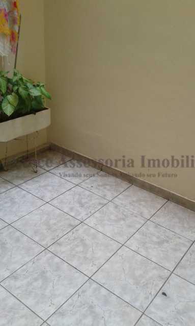 14 área externa1 - Apartamento 2 quartos à venda Vila Isabel, Norte,Rio de Janeiro - R$ 379.000 - TAAP21326 - 16