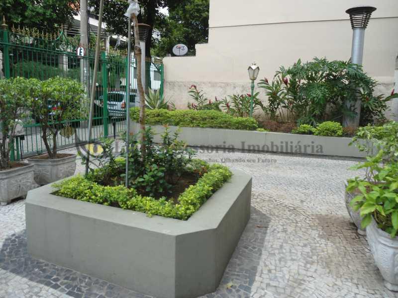 Jardim do prédio  - Cobertura 3 quartos à venda Vila Isabel, Norte,Rio de Janeiro - R$ 850.000 - TACO30100 - 21