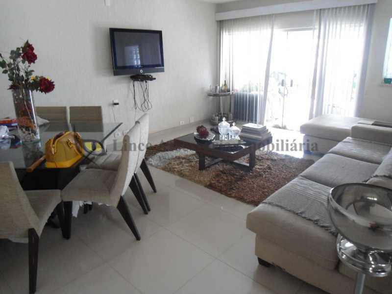 sala - Cobertura 3 quartos à venda Vila Isabel, Norte,Rio de Janeiro - R$ 850.000 - TACO30100 - 1