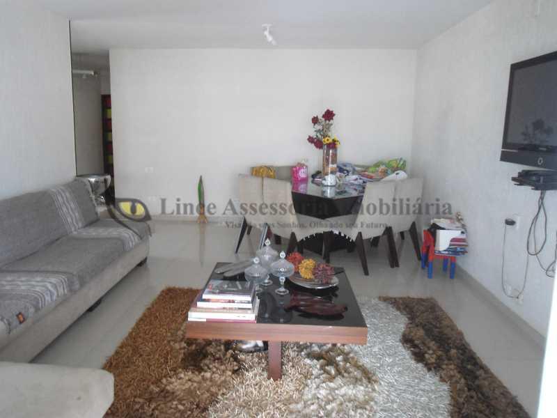 sala - Cobertura 3 quartos à venda Vila Isabel, Norte,Rio de Janeiro - R$ 850.000 - TACO30100 - 3