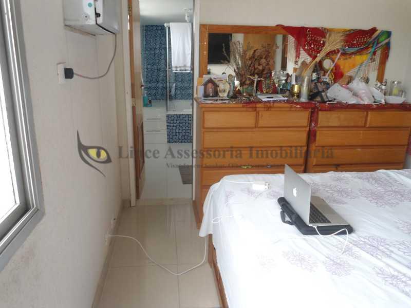 Quarto suíte  - Cobertura 3 quartos à venda Vila Isabel, Norte,Rio de Janeiro - R$ 850.000 - TACO30100 - 4