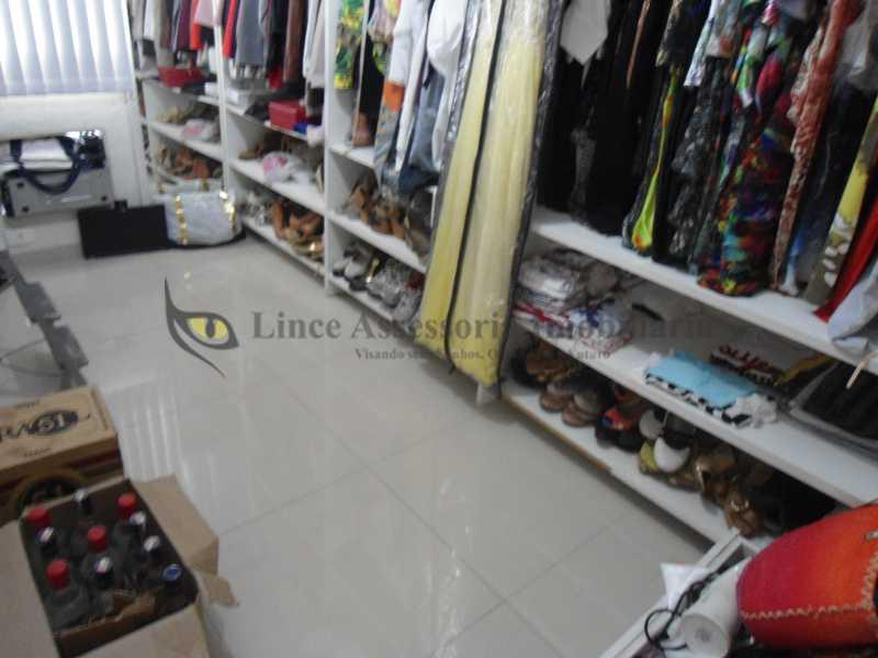 Quarto closet   - Cobertura 3 quartos à venda Vila Isabel, Norte,Rio de Janeiro - R$ 850.000 - TACO30100 - 5