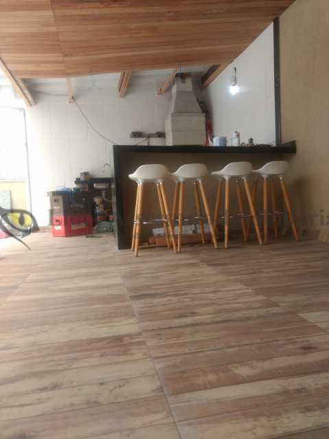 22 terraço fds - Cobertura 3 quartos à venda Vila Isabel, Norte,Rio de Janeiro - R$ 850.000 - TACO30100 - 11